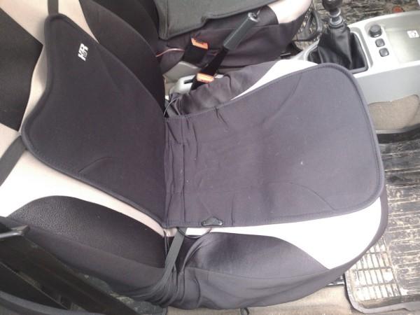 накидка для подогрева сидений автомобиля heater